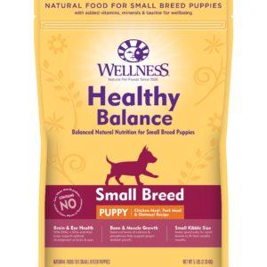 【嘗鮮免運】wellness HB小型幼犬 聰明照護食譜