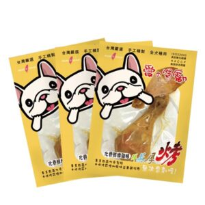 【年貨大街】愛的獎勵 蒸雞腿 雞腿 80G 犬貓通用 寵物鮮食