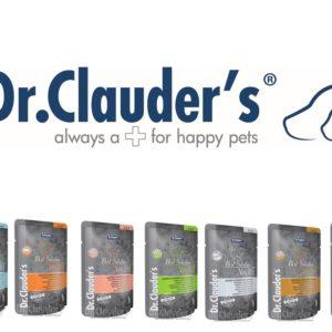 德國dr.clauder's克勞德博士 嚴選貓主食餐包系列 85g