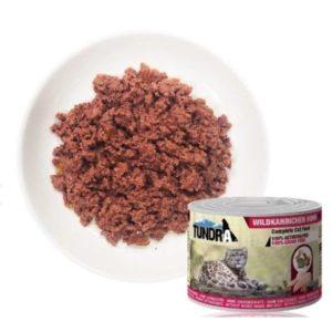 德國TUNDRA 渴達 貓咪主食罐 200g