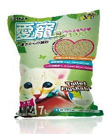 Love Cat 愛寵豆腐貓砂 7L