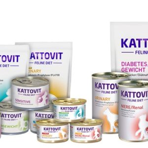 【Kattovit 康特維】德國貓咪處方食品貓罐/肉汁罐