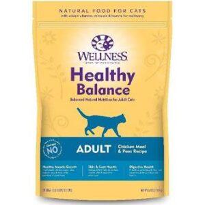 wellness hb 健康均衡系列-成貓 經典美味食譜 5 lb 效期202012