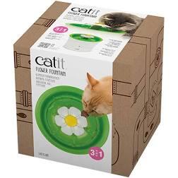 Catit 2.0貓用花朵自動噴泉飲水器 (小花飲水機 二代LED燈新上市