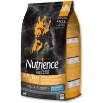 【Nutrience 紐崔斯】SUBZERO頂級無穀小型犬營養凍乾