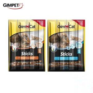 【】Gimpet 竣寶Sticks無穀配方貓肉條 20g 一包4卡