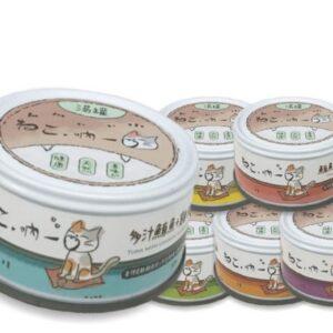 【】吶一口天然貓湯罐 48罐入