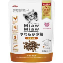 【加價購】AIXIA 愛喜雅 妙喵高含水軟飼料1號-雞肉40g/一小包