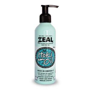 【ZEAL 岦歐】紐西蘭鱈魚油 225ml(犬貓可食)